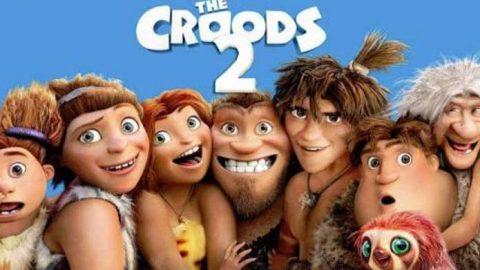 فيلم عائلة كروود The Croods 2013 مدبلج