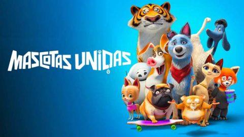 فيلم Pets United 2019