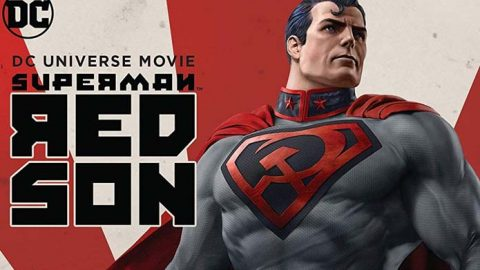 فيلم Superman: Red Son 2020